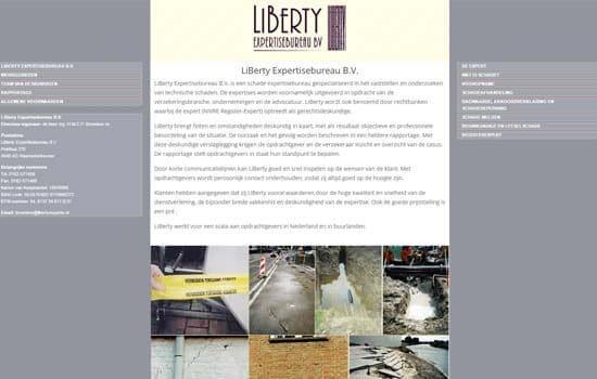 LiBerty-Expertisebureau-Geertruidenberg-Website