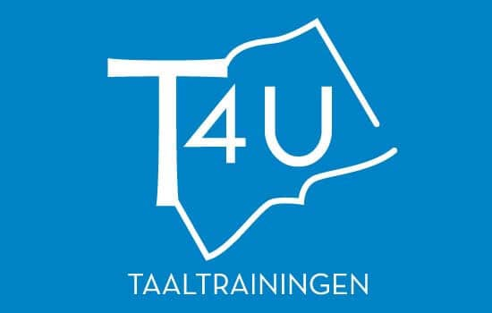Taal4U-Taaltrainingen-Logo
