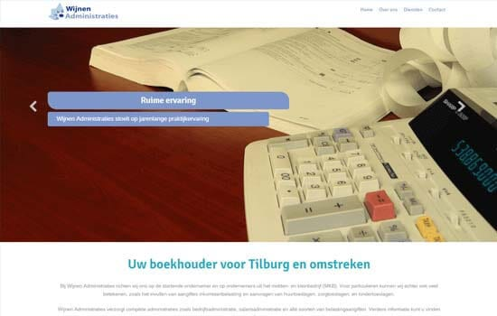 Wijnen-administraties-Tilburg-website